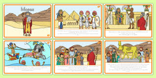 bible stories moses teaching resources religious page 1