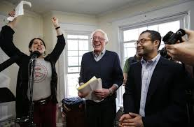 bernie sanders new house pictures for n h democrats bernie sanders candidacy isn t about a victory