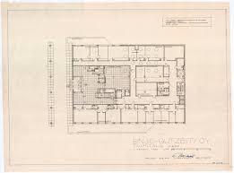 alvar aalto floor plans architectural drawings of the enso gutzeit head office alvar aalto