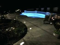 lighting around pool deck landscape lighting around pool pool deck landscape lighting