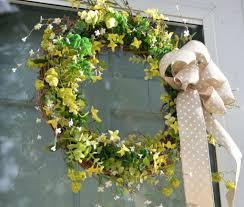 diy how to make a springtime wreath my family thyme