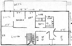 sketch house plans crafty 6 draw floor tiny house