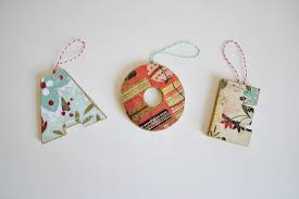 decoupage personalized letter ornaments mod podge rocks