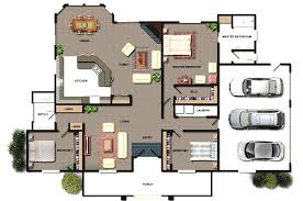 100 house design free 25 more 3 bedroom 3d floor plans