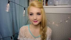 how do me mekaup haircut full dailymotion disney s frozen elsa makeup tutorial video dailymotion
