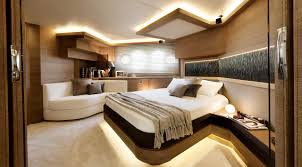 Yacht Bedroom by Mcy 76 Monte Carlo Yachts Luxury Yachts
