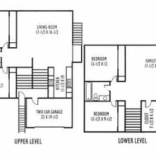 Parkview Floor Plan Parkview Townhomes Apartments 1329 N Williamsburg Wichita Ks