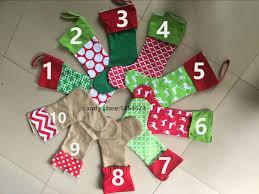 aliexpress com buy 20pcs lot wholesale christmas stocking tree