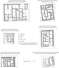 the layout of old kingdom houses
