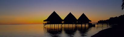 the birth of the overwater bungalow global escapesglobal escapes