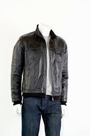 men s leather er jacket radford leathers