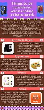 renting a photo booth best ways to use a photo booth infographic addinfographic