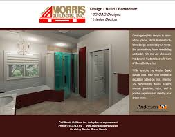 work we love morris builders inc courtland consulting
