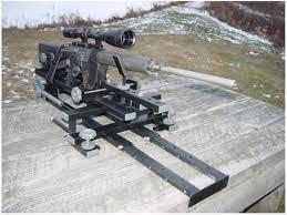 Bench Rest Shooting Rest Hyskore Black Gun Machine Shooting Rest Mpn 30185