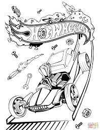 wheels motorcycle coloring page free printable coloring pages