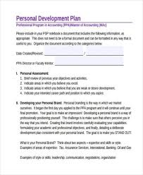 individual personal development plan sample hitecauto us