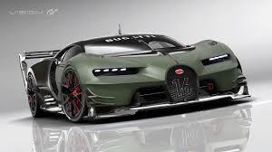 concept bugatti gangloff el bugatti vision gran turismo es un proyecto tan realista como es