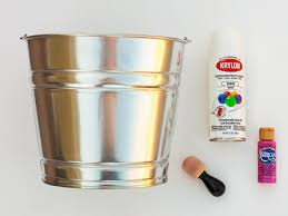 easter pails make a polka dot easter hgtv