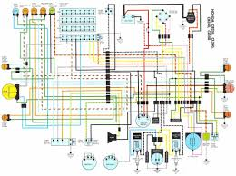 1970 honda cl350 wiring diagram honda sl100 wiring diagram