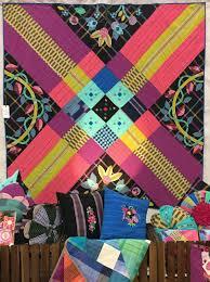 Anna Maria Horner Home Decor Fabric by Cross Country Quilt By Anna Maria Horner Photo By Quilting Mod