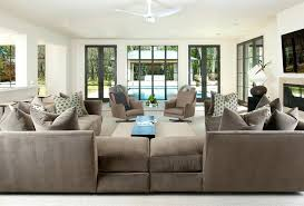 pictures of family rooms with sectionals best sofa for family room we live like squatters best room family