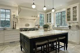 two tone black u0026 white kitchen gray quartz counters u0026 marble