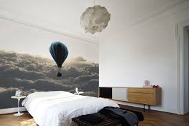 how to optically enlarge a room using wall murals pixersize com