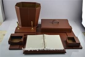 Office Desk Accessories Set Stylish Luxury Desktop Accessories And Luxury Desk Set High End