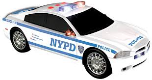 amazon com daron nypd motorized dodge charger vehicle toys u0026 games