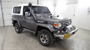 land cruisers direct 1988 toyota land cruiser fj73 lx 5458