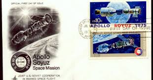 1569 1570 apollo soyuz space mission first day cover july 15