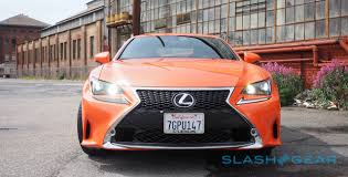 lexus rc modified lexus rc 350 f sport review u2013 wolf u0027s clothing slashgear