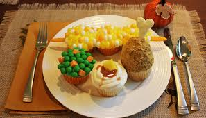 thanksgiving cupcakes that you yes you can actually make scary