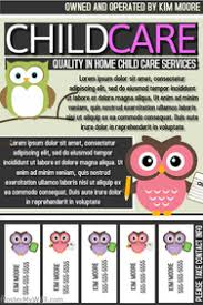 template for flyer free babysitting flyer templates postermywall