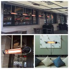 quartz patio heater infrared heater u0026 ir lamp sundear 图片详情页