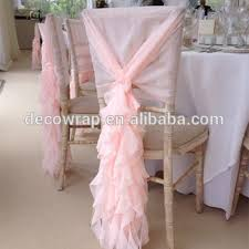 wholesale wedding chair covers linan longsun packaging material co ltd chair cover chair sash