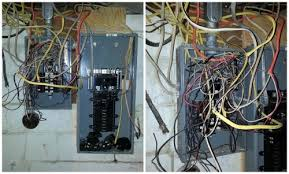 examples of bad and dangerous electrical wiring systems midwest