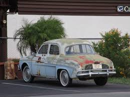 renault phoenix rusty vintage car renault dauphine wagon wheel building u2026 flickr