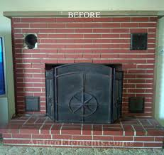 Stone Fireplace Kits Outdoor - faux stone fireplace kits outdoor fireplace kit u2013 bowbox