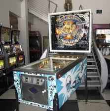 silverball mania pinball machine fun