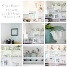 dream house source white dream kitchen on a 5k budget the source list restless
