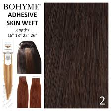 Skin Weft Seamless Hair Extensions by Amazon Com Bohyme Tape In Skin Weft 100 Remi Human Hair
