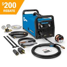 multimatic 215 multiprocess welder millerwelds