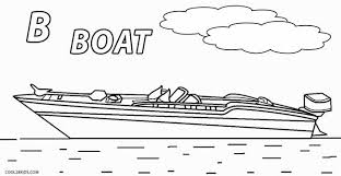 pretty design boats coloring pages 11 printable boat me happy