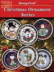 stoney creek cross stitch charts u0026 patterns christmas ornaments