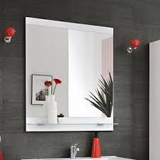 Bathroom Mirrors Wayfaircouk - Bathroom mirrir