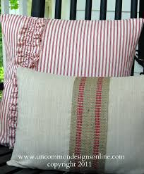 100 4th of july home decorations 30 patriotic 4th of july 4th of july home decorations ticking stripe porch pillows for 4th of july uncommon designs