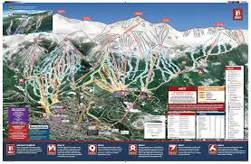 Keystone Colorado Map by Breckenridge Snow Report Onthesnow