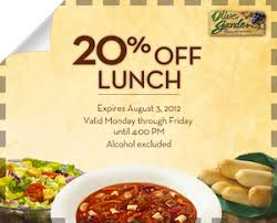 printable olive garden coupons olive garden printable coupon 20 off lunch