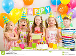 kids birthday party children 34478329